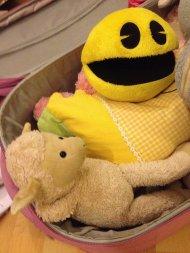 pluszowe zabawki