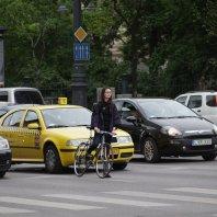 samochody i rower