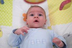 ubranko dla niemowlaka