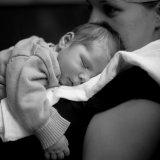 Noworodek z mamą