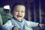 radosne dziecko