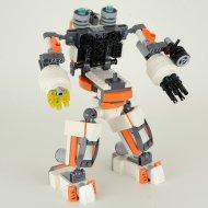 lego galaxy squad - figurka