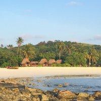 plaża na Filipinach