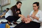 masaż typu Shantala